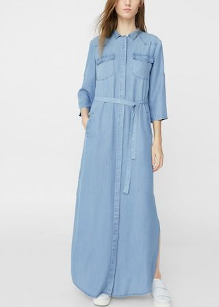 Dressing Femme Pinterest Tencel® Gown Longue Robe qUx1wS1 aa6e30396ecf
