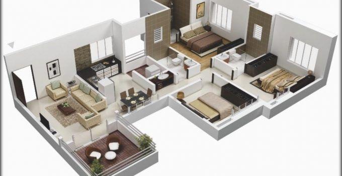 planos de casas modernas interiores