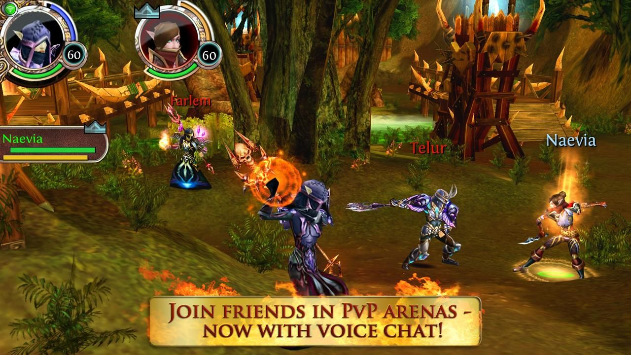 Order & Chaos Online 2.5.0 APK Chaos online, Roleplaying
