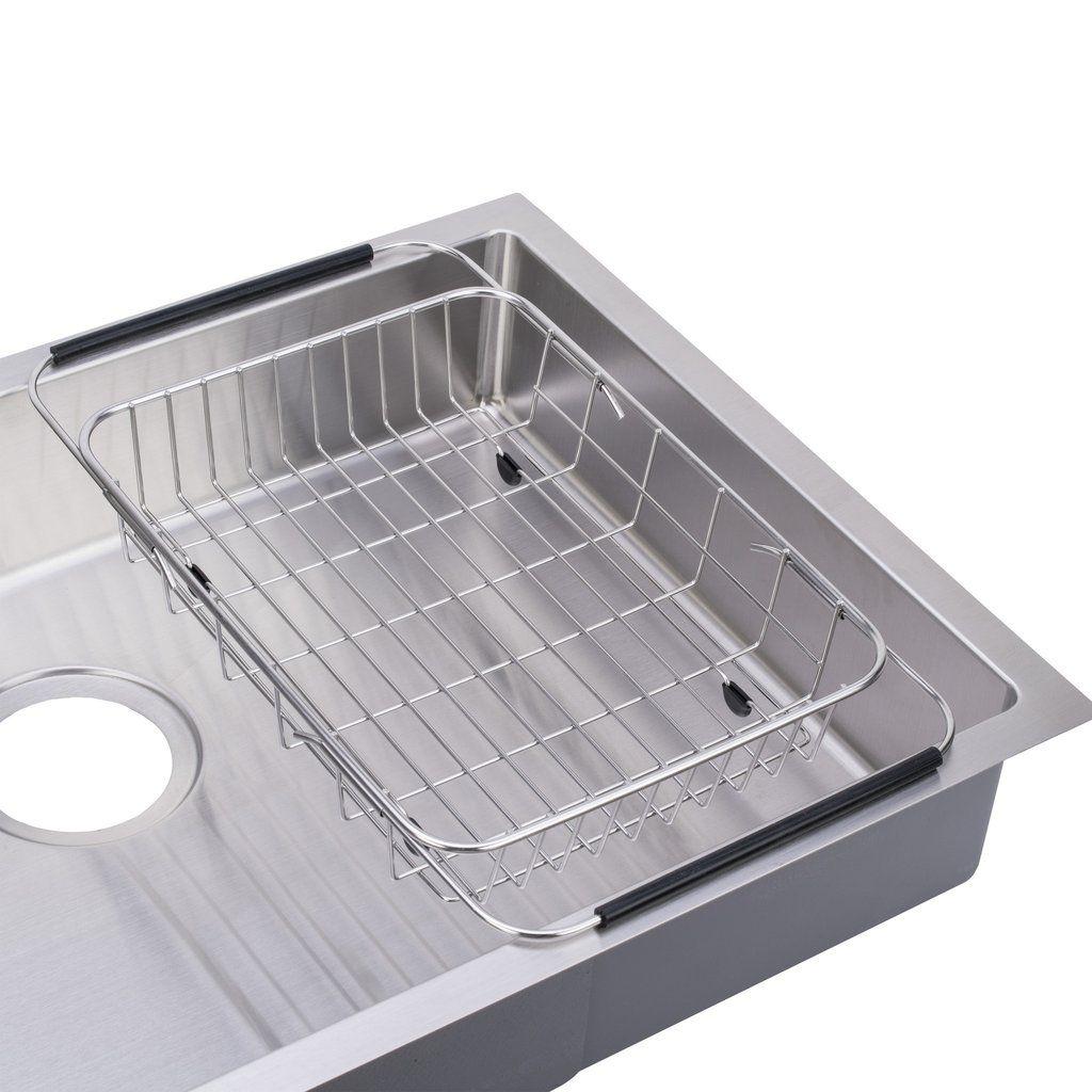 Bai 1247 27 shallow handmade stainless steel kitchen sink single bai 1247 27 shallow handmade stainless steel kitchen sink single bowl under mount 16 workwithnaturefo