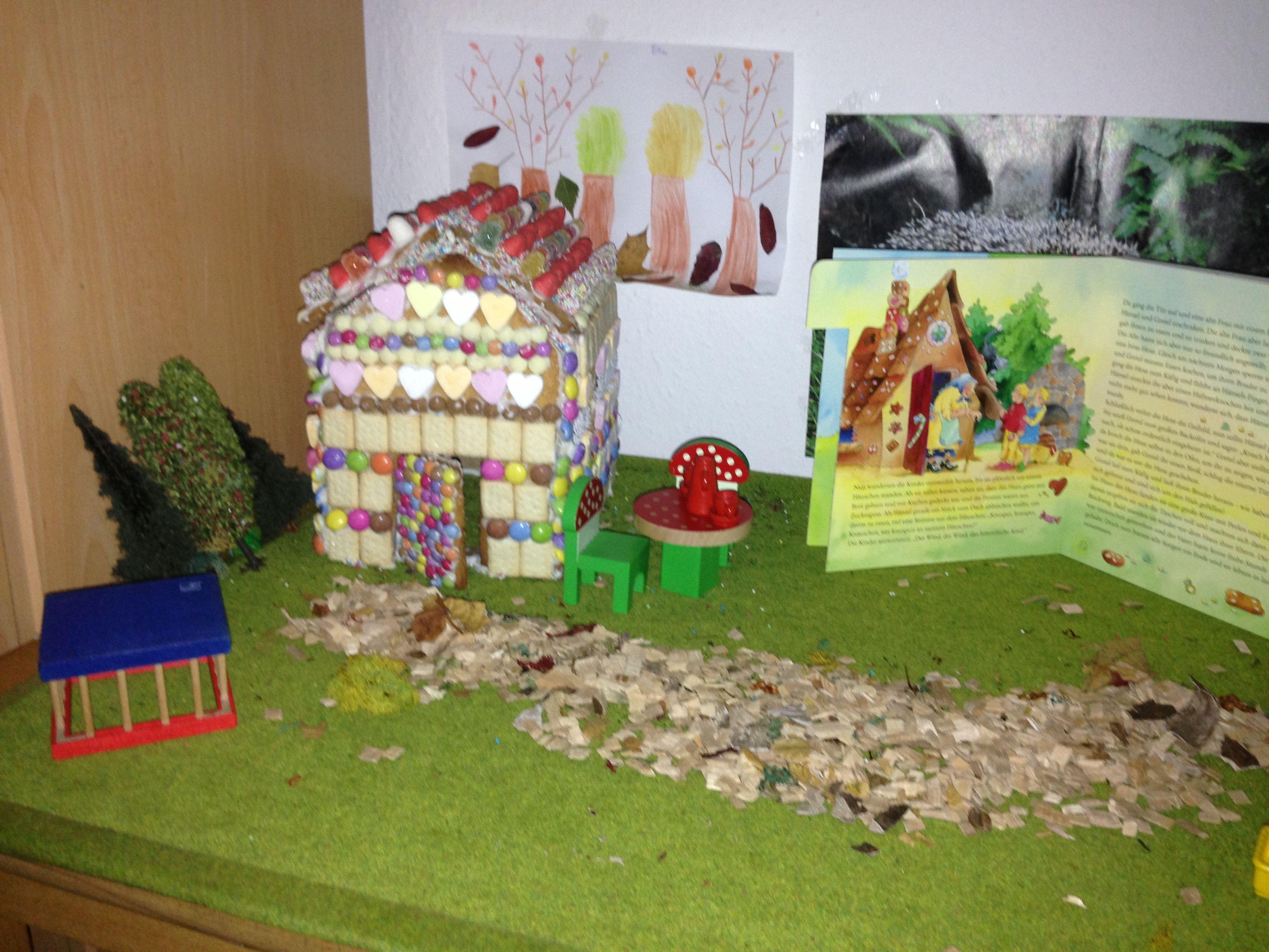 Erzahltisch Hansel Gretel Hansel Und Gretel Kindergarten Und Gretel Hansel Und Gretel