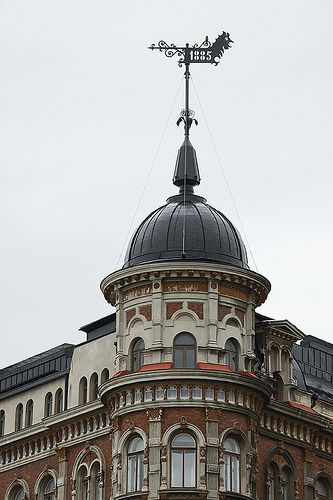 Helsinki, Weathervane - 2 by bright_side, via Flickr