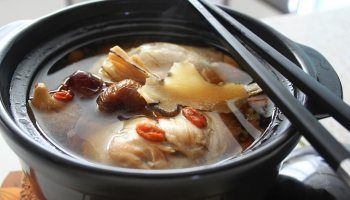 Double-Boiled Herbal Chicken Soup | Foodelicacy