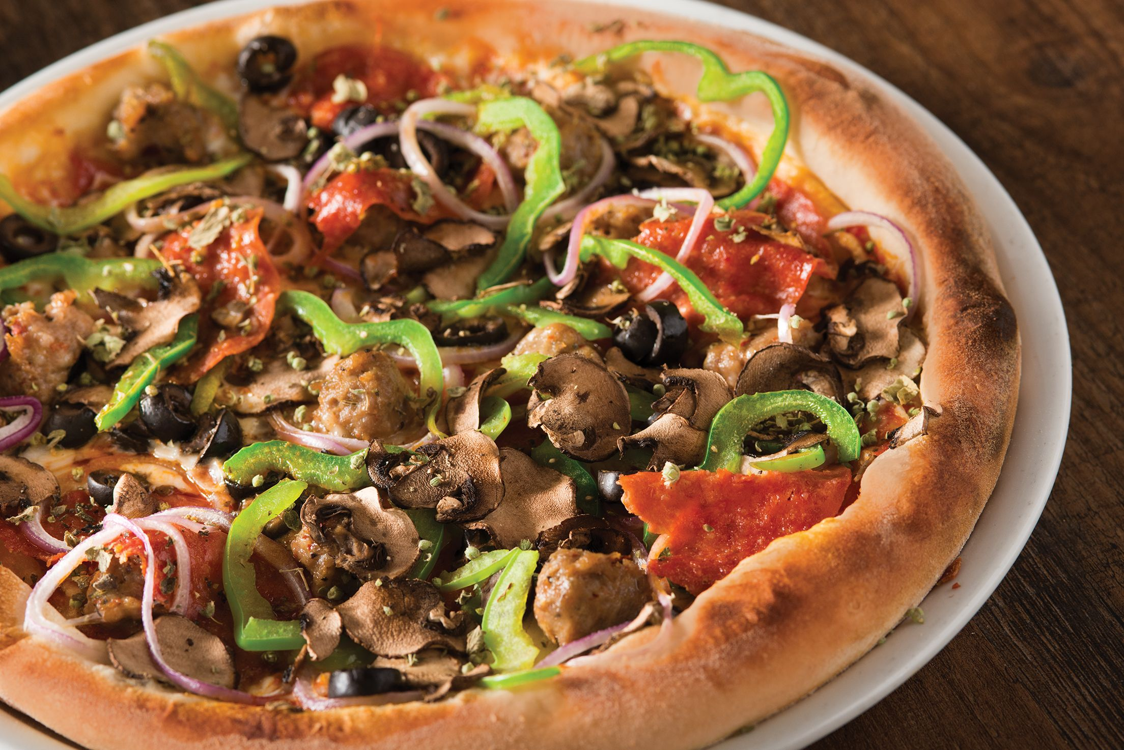 the works cpk cpk hand tossed pizzas pinterest