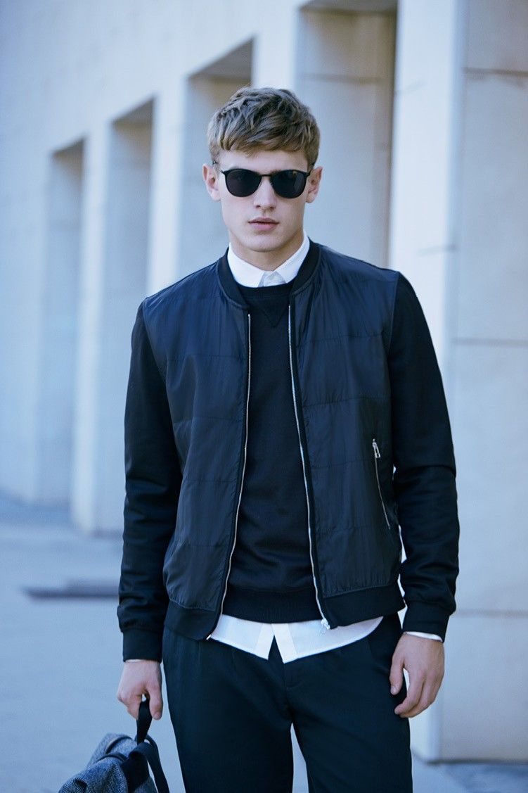 Bomber Jacket Fashion Men Bomber jackets bomber jackets | TREND ...