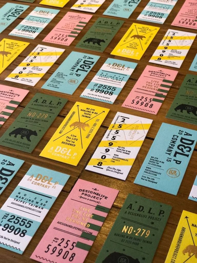 Pin by Bear Huang on Business Cards / Flyers | Pinterest ...