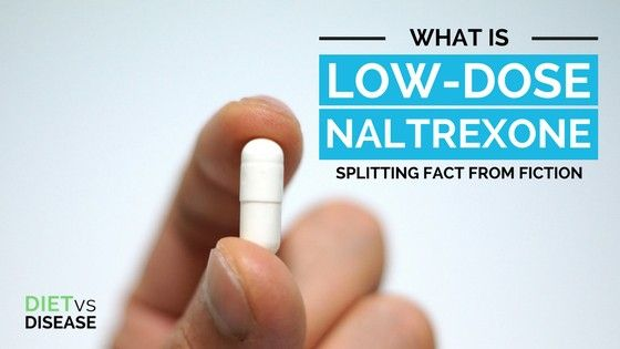 Low Dose Naltrexone: Splitting Fact From Fiction | Low ...