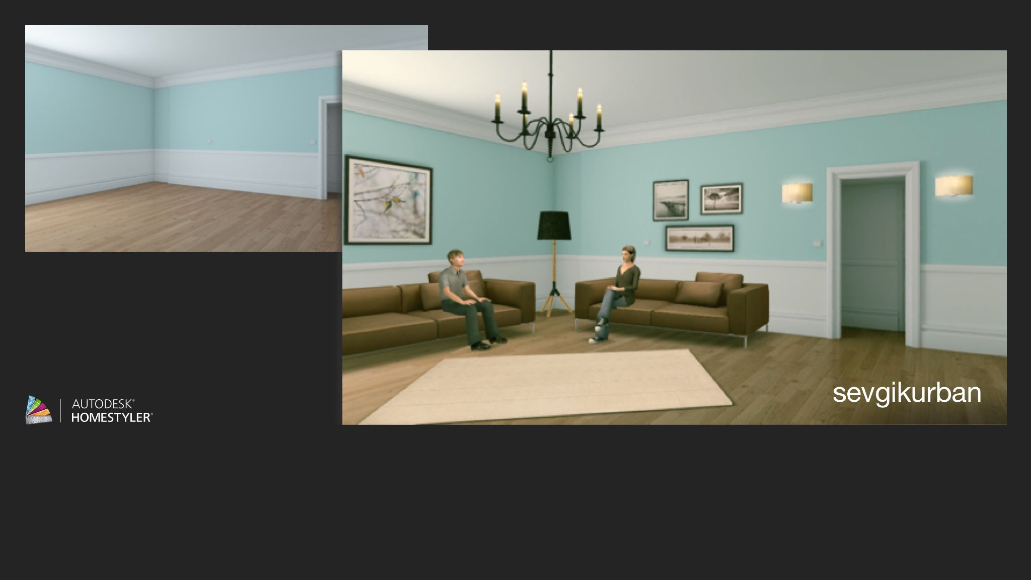 "Check out my #interiordesign ""Living Room"" from #Homestyler http://www.homestyler.com/mobile"