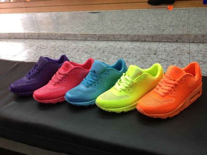 nike air max colors