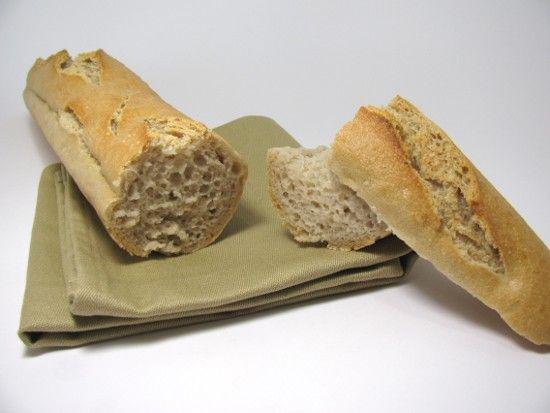 pain sarrasin poolish sans gluten boulangerie sans. Black Bedroom Furniture Sets. Home Design Ideas