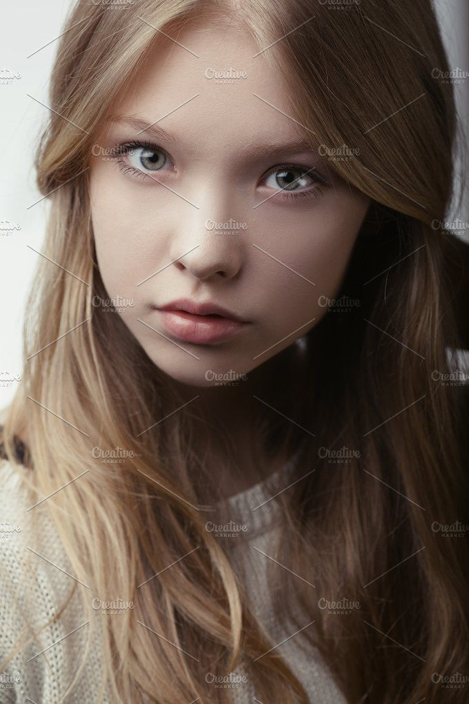 Beautiful Teen Girl: Beautiful Teen Girl Portrait Photos Very Beautiful Blond