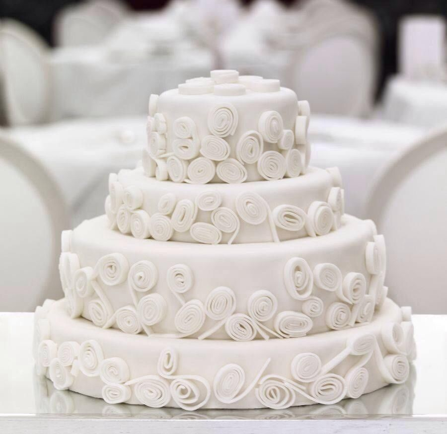 Wedding cake Austria