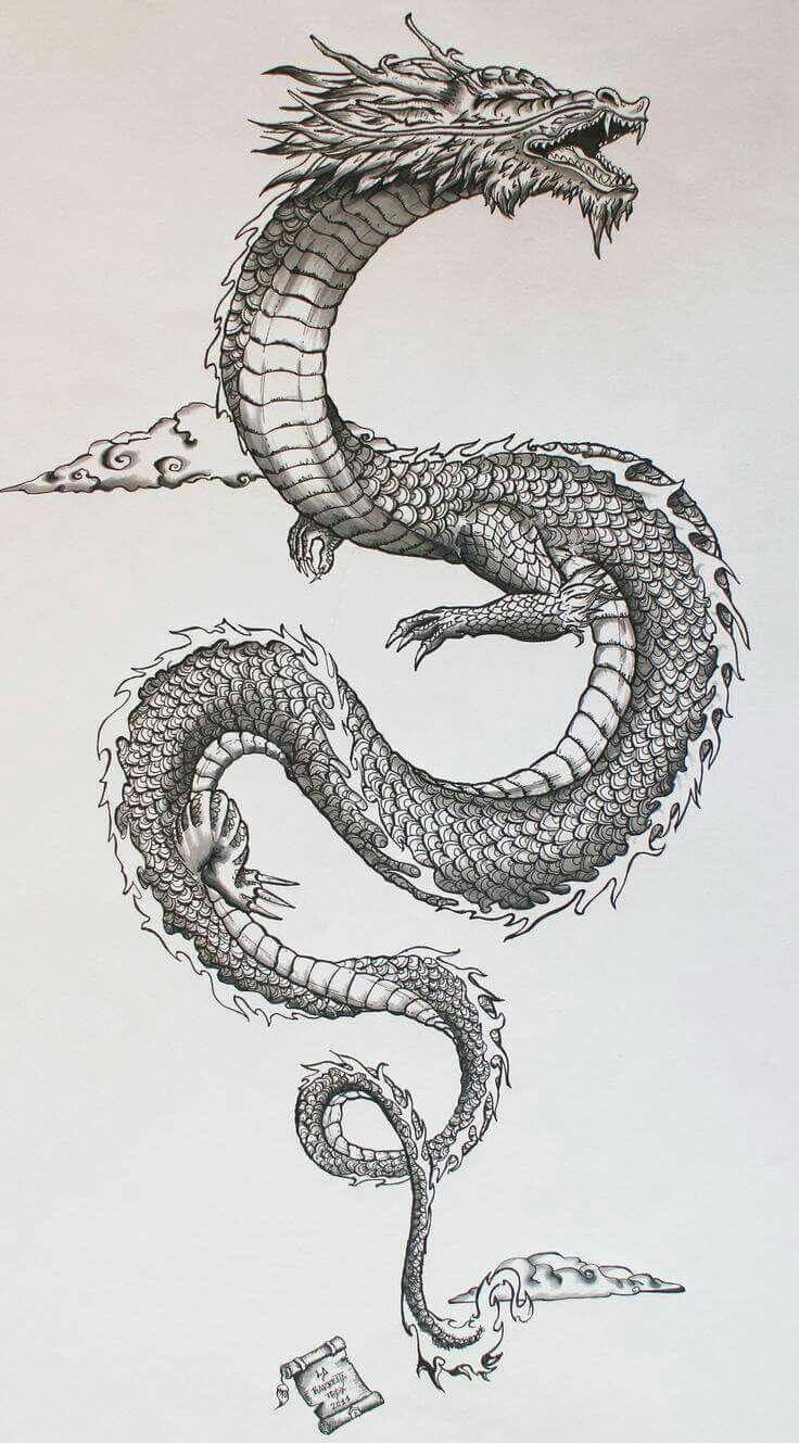 chinese dragon my next tattoo pinterest chinese dragon
