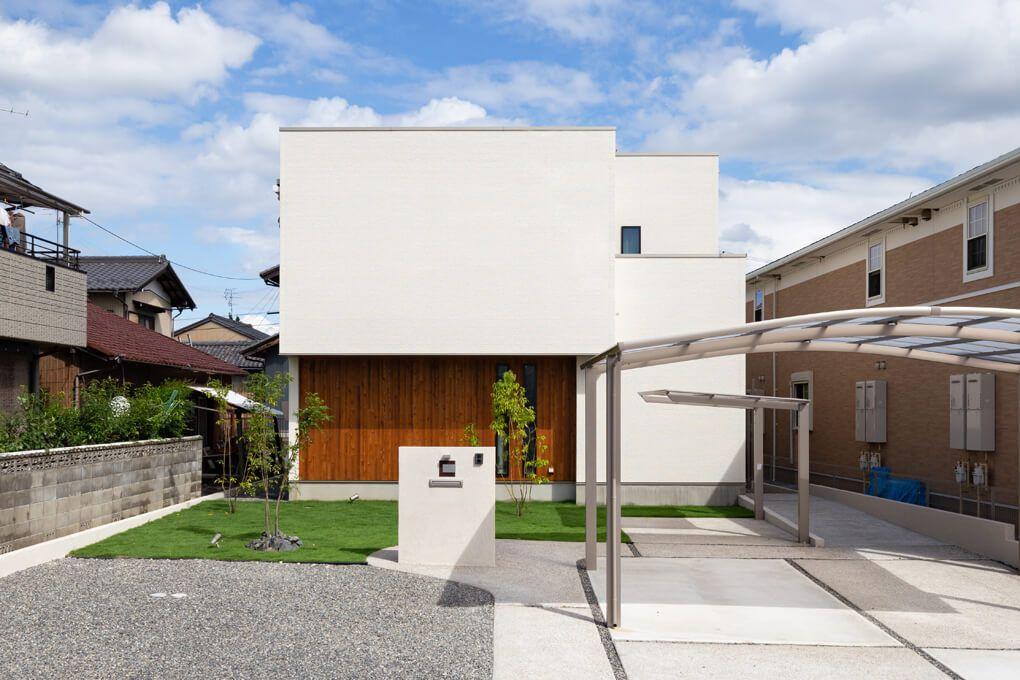 実際にクラシスホームで家を建てられたお宅の事例集です 完全自由設計