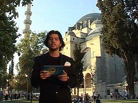 Mübarek şehir İstanbul - Erdem Ertüzün, Süleymaniye Cami (4 Ağustos 2011) Video