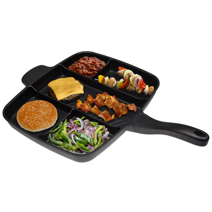 "You'll love the 15"" Non-Stick Skillet at Wayfair - Great Deals on all Kitchen & Dining  products with Free Shipping on most stuff, even the big stuff."