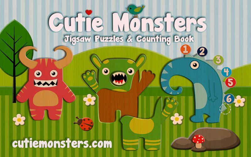 Monster Math Game App