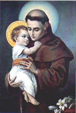 st anthony finder of lost things