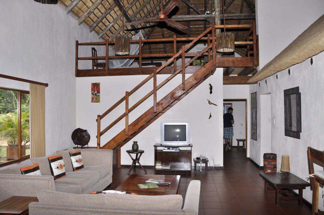 Wohnzimmer Mit Galerie Hotel Sefapane Lodge