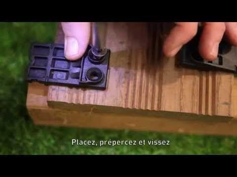Poser une terrasse en bois sur une dalle en béton Blog Terrasse - pose dalle terrasse sur beton