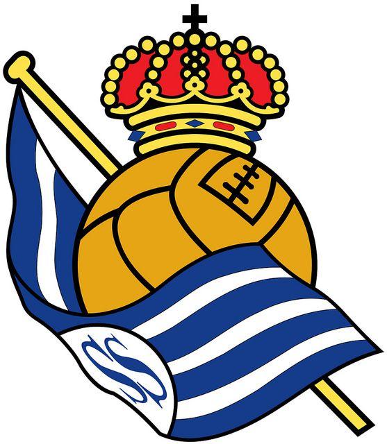 Real Sociedad de Fútbol, S.A.D. (San Sebastián/Donosti/Donostia) | Country: Spain. País: España. | Founded/Fundado: 1909/09/07. Badge/Escudo.