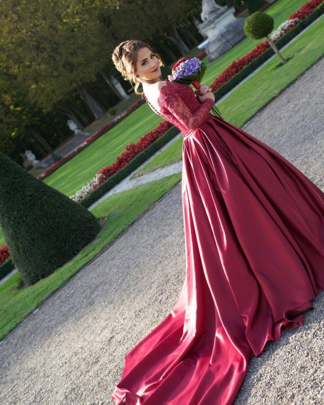 Red dress prom dress red prom dress long dress long red dress