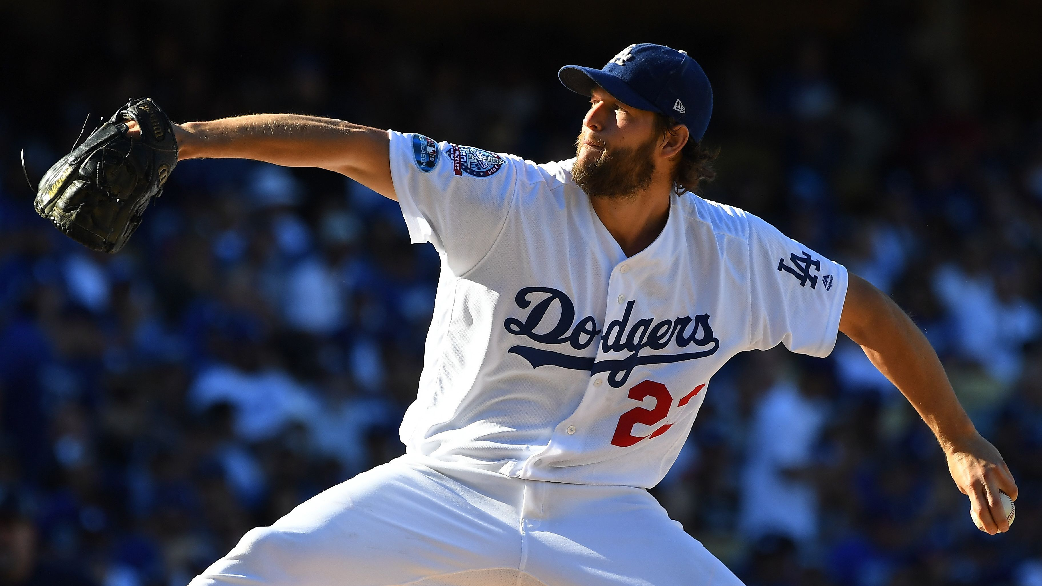 Clayton Kershaw dominates as Dodgers win NLCS Game 5 move