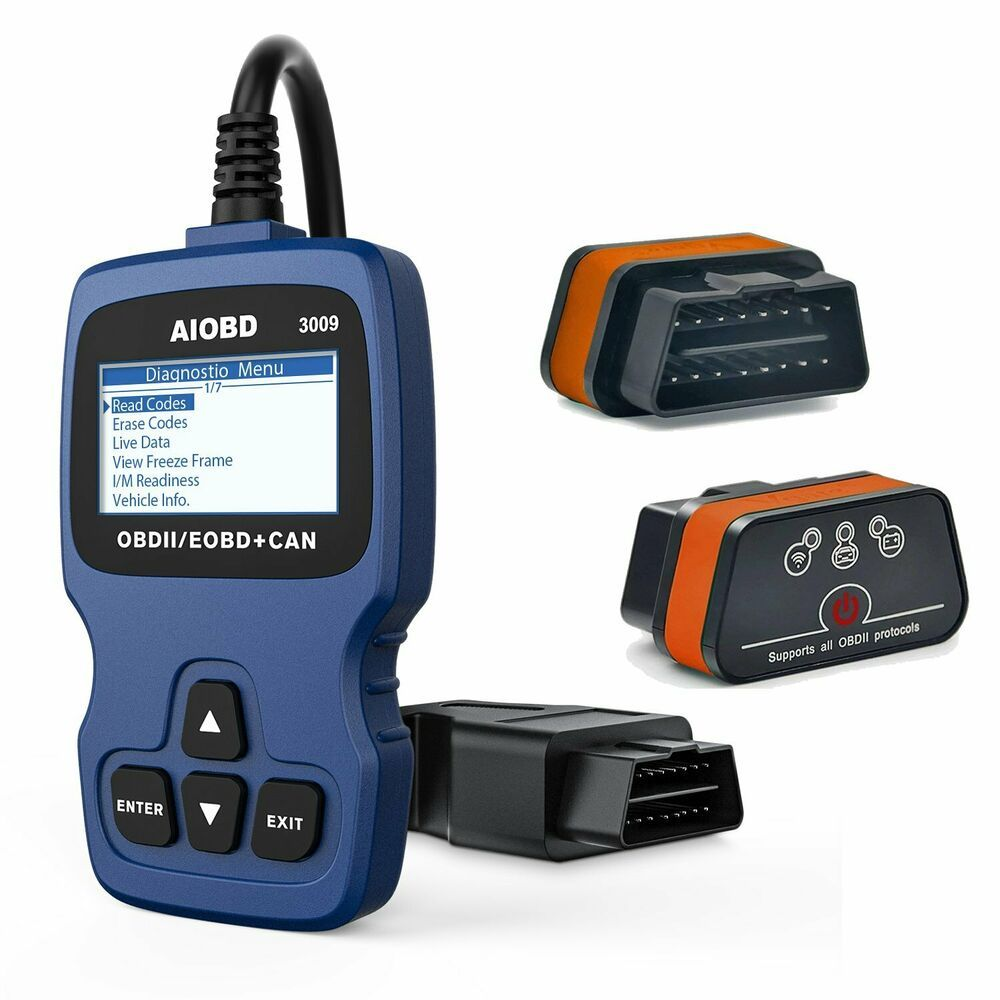 eBay Advertisement) Bluetooth ELM327 And Automotive OBD2 Scanner Car
