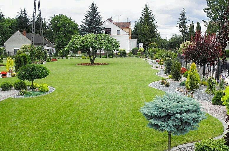 Pin By Jennys Hexenkuche On Ogrod Front Garden Landscape Outdoor Herb Garden Front Yard Landscaping Design