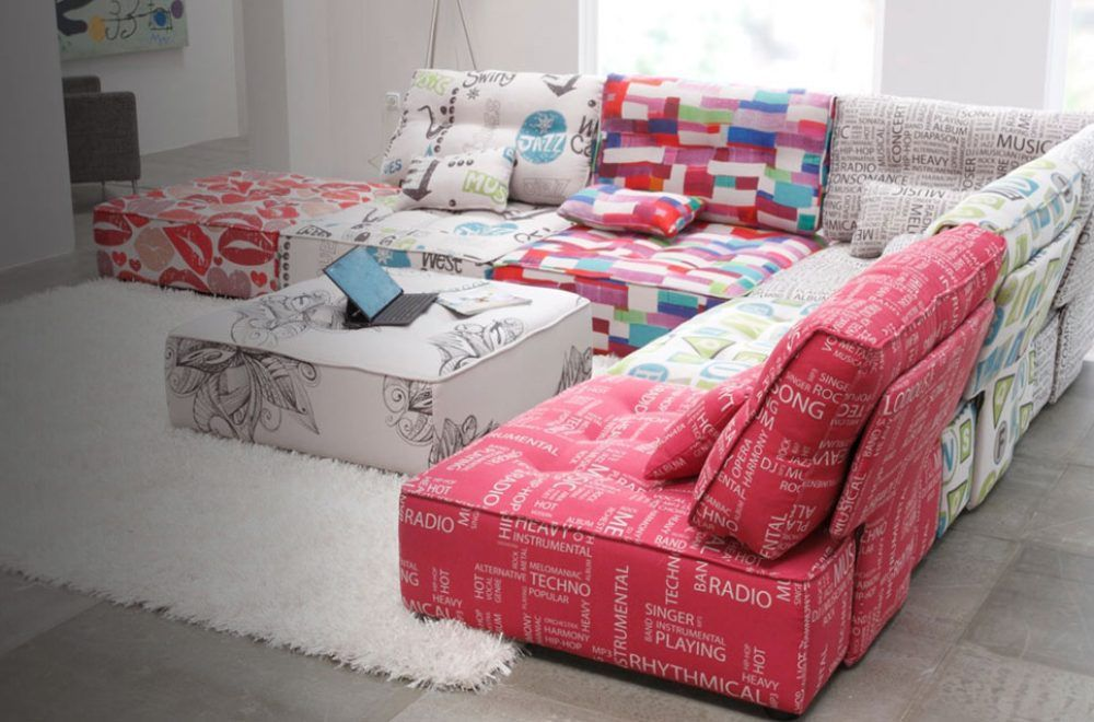 Accessories & Furniture,Exotic Dream Couch Missoni Bohemian Sofa ...