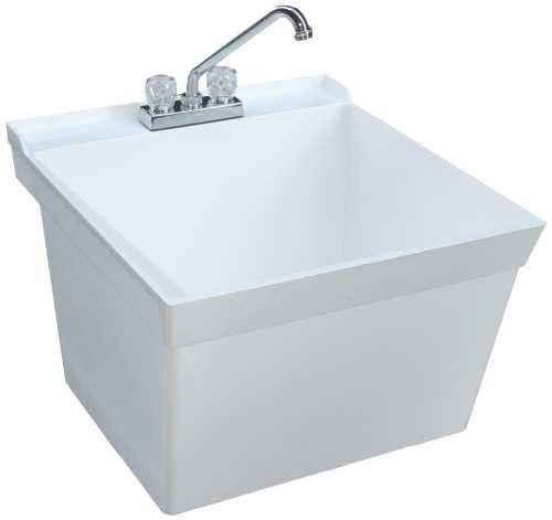 Swan Mf 4f Veritek Wall Mounted Laundry Tub Laundry Tubs Tub Laundry