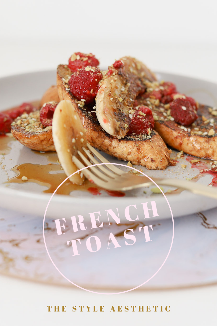 French Toast Recipe Banana French Toast Stuffed Peppers Sweet Breakfast
