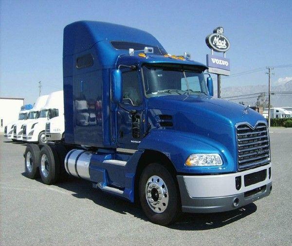 TEC Trucks - Mack PINNACLE CXU613   Trucks and Trailers