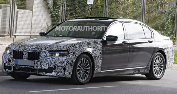 2020 Bmw 7 Series Bring Back The Touch With Inner Self Please Bmw 7 Series Bmw Series