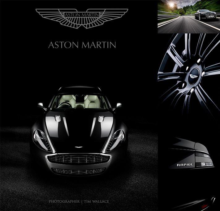 Aston Martin Rapide On Behance