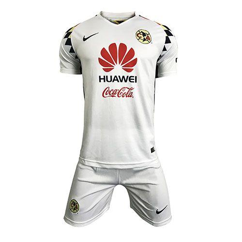 Camiseta Club America Segunda 2017 2018  8588c94351fd0