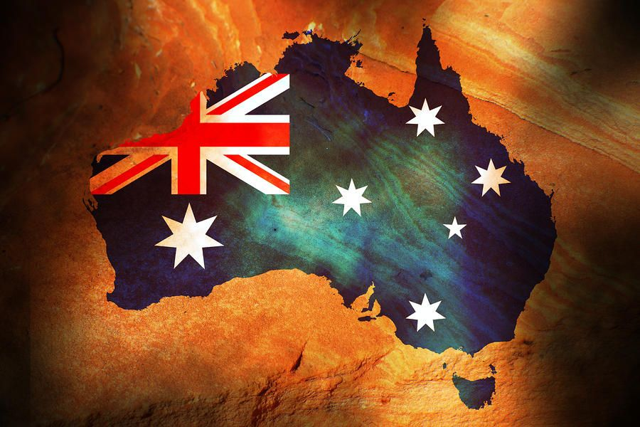 Australia Desktop wallpaper by graphomet on DeviantArt