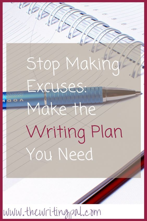 When you have a hard time accomplishing your writing goals, it may be time to make a writing plan. Your writing plan will help you accomplish your goals.