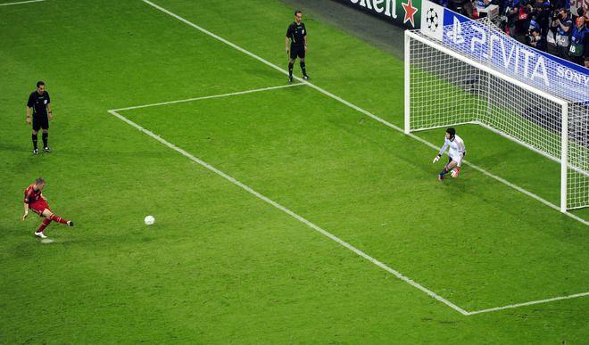 Video Top Ten Penalty Kicks In Football History Penalty Kick Chelsea Football Team Football