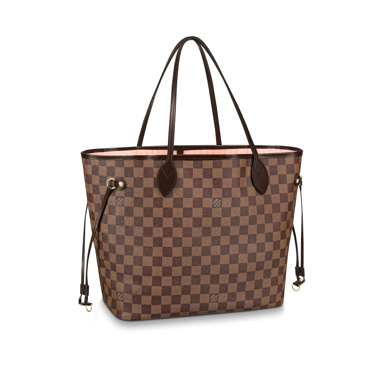 c65ac9fa3dd2 View 1 - Neverfull MM Damier Ebene Canvas in Women s Handbags Business Bags  collections by Louis