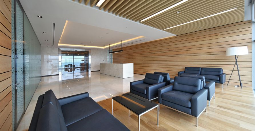 Deutsche Bank, Mapletree Business City, Singapore