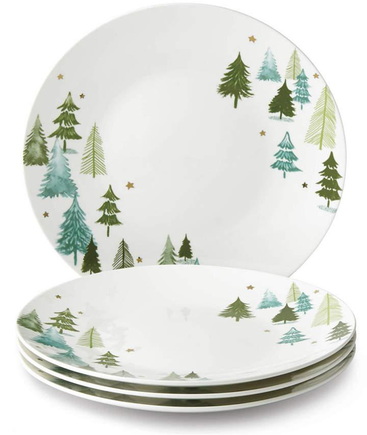 Lenox Balsam Lane Dinnerware Collection Reviews Fine China Macy S Dinnerware Dinner Plate Sets Plate Sets
