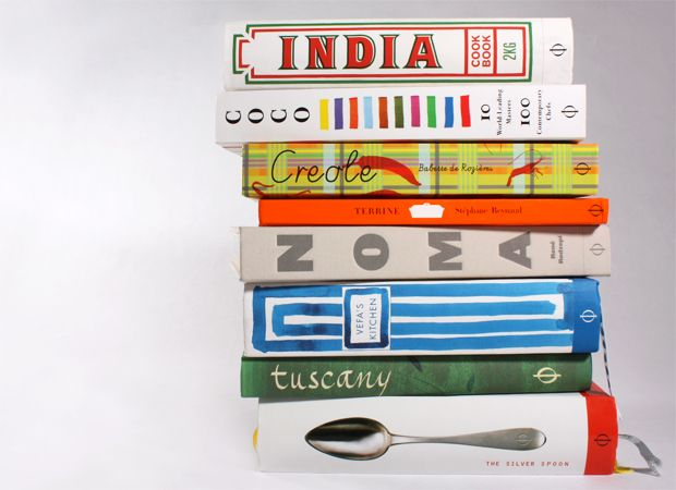 Various phaidon cookbook spines book covers pinterest book various phaidon cookbook spines solutioingenieria Gallery