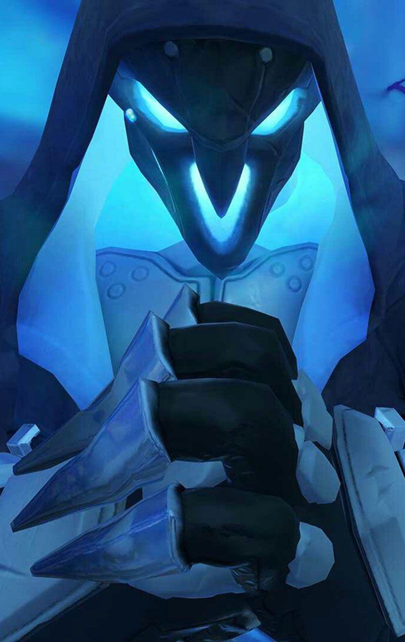 Reaper In 2020 Overwatch Reaper Overwatch Wallpapers Overwatch