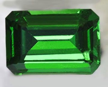 """Tsavorite Garnet - their """"hard"""" green hues are some of my favorites, distinctly unique from Emerald"""