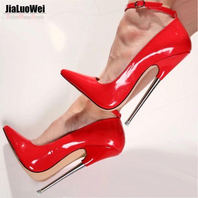 Jeffrey Campbell Damen Schuhe Pumps Metallic-Look Größe 37 38