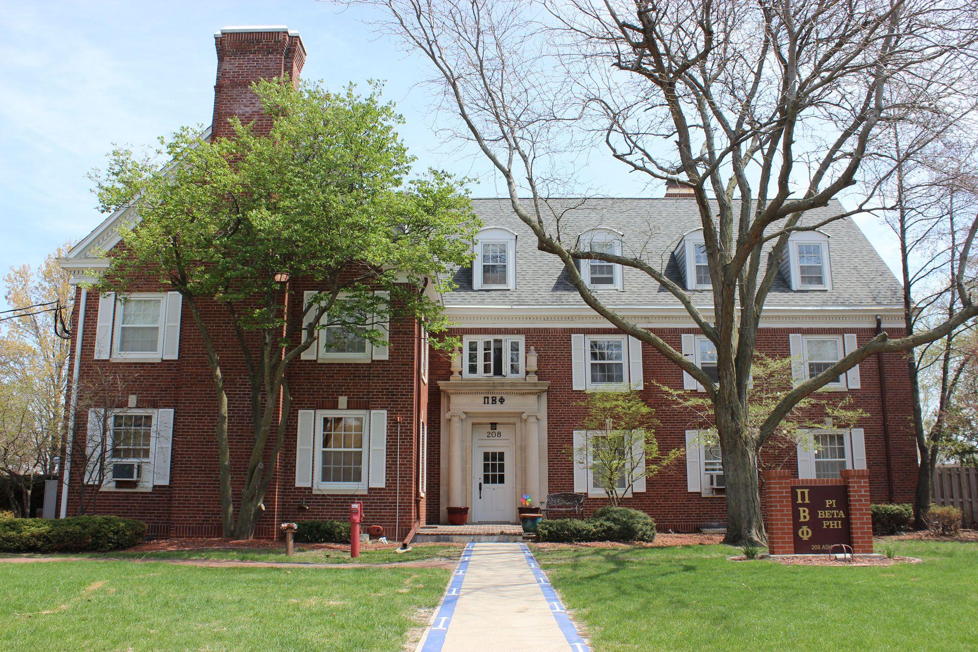 Iowa state university - Pi Beta Phi Chapter House At Iowa State University