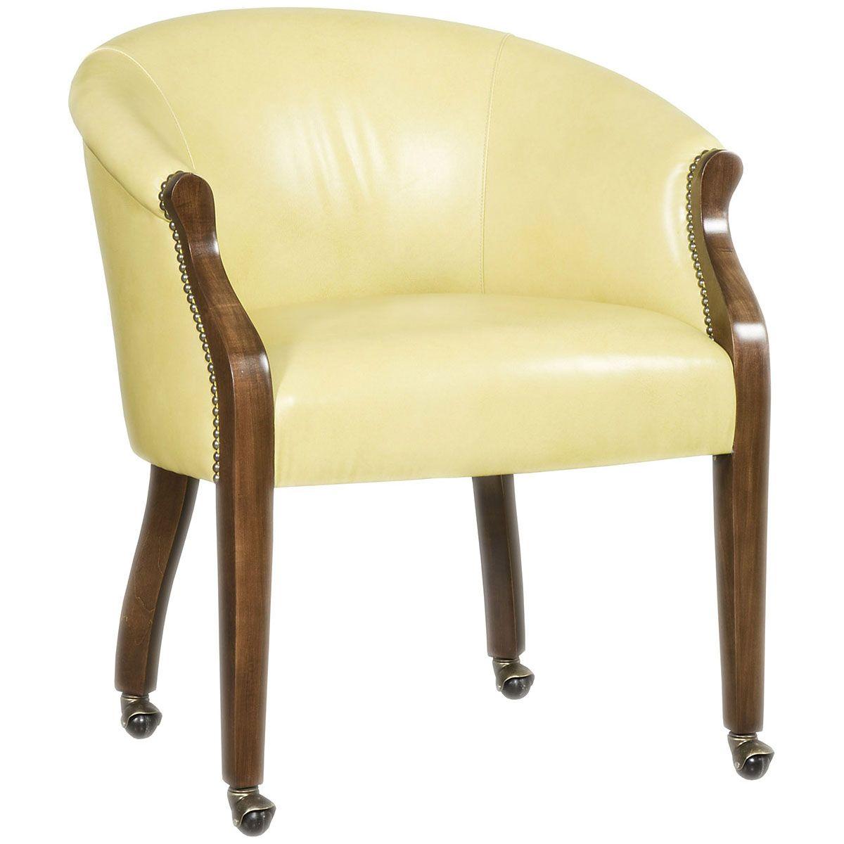 Vanguard Furniture Hagan Game Chair L761 Gc Vanguad Furniture