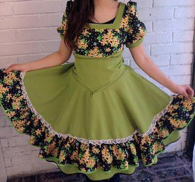 Imagenes vestidos de huasa china