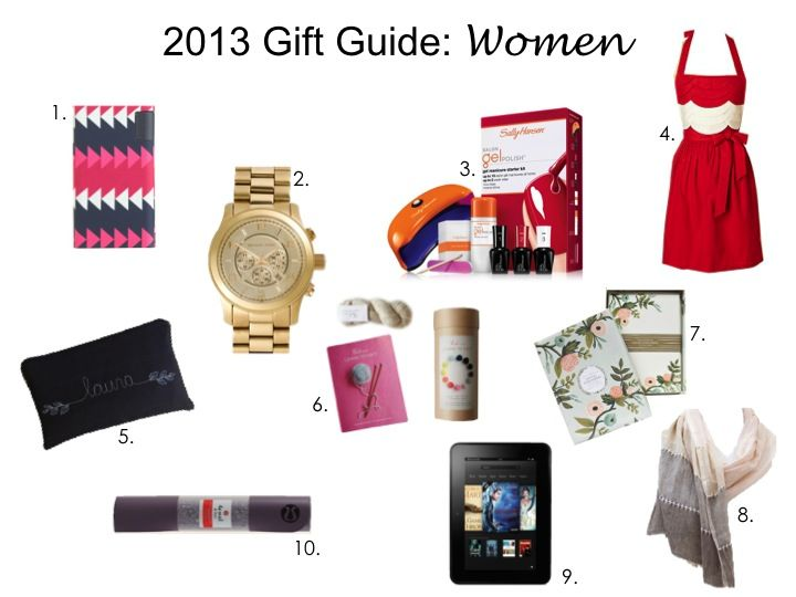 popular christmas gift ideas 2013